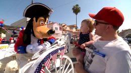 Disneyland Resort 4th of July Parade