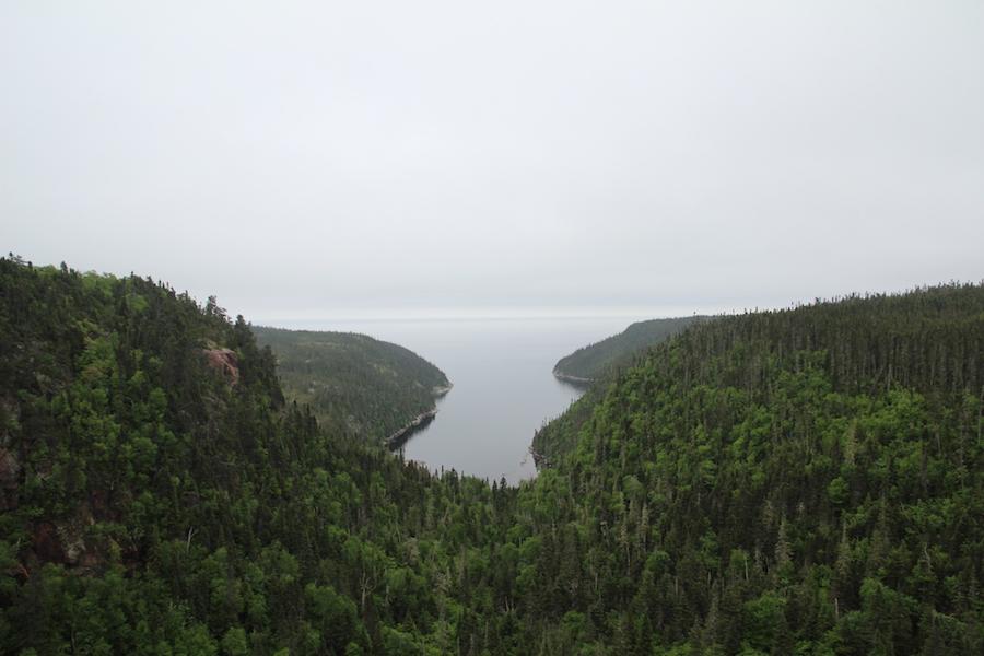 Baie Comeau, Canada