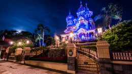 Hong Kong Disneyland's Mystic Manor