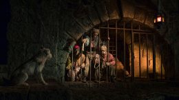Pirates of the Caribbean at Disneyland Park
