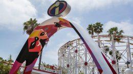 Incredibles Park at Disney California Adventure park