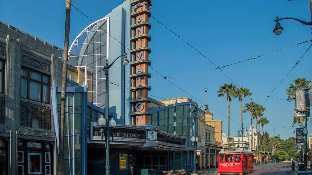 Disney Animation Building at Disney California Adventure Park