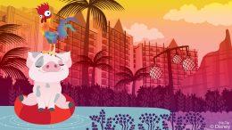Happy 7th Anniversary Aulani, a Disney Resort & Spa!
