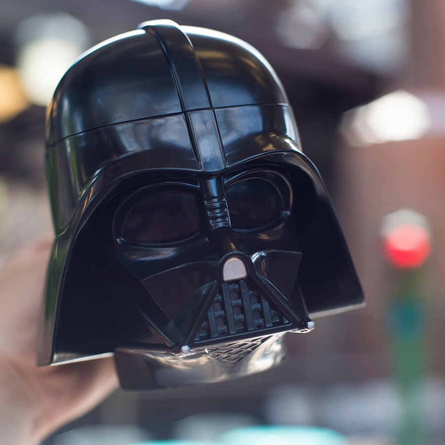Darth Vader Stein at Disney's Hollywood Studios