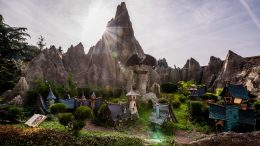 Storybook Land Canal at Disneyland Paris