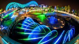 Tomorrowland Overlook at Shanghai Disneyland