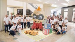 Disneyland Resort Engineers Transform 8,900 Canned Goods into Jack-Jack to Fight Hunger