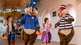 Halloween on the High Seas with Disney Cruise Line