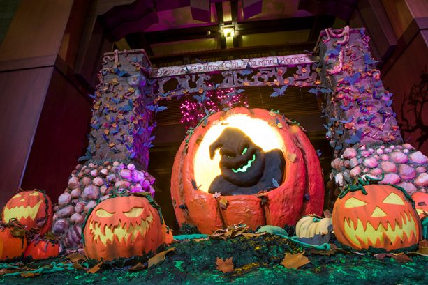 Five Frightfully Fun Ways to Enjoy Halloween Time at the Hotels of the Disneyland Resort