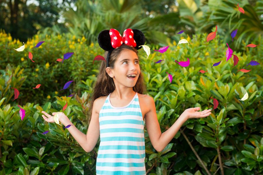 Animated Magic Shot from Disney PhotoPass at Disney's Animal Kingdom