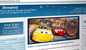 Disney-Hosted Microsite