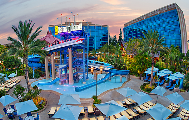 Nestled In The Heart Of Disneyland Resort Is Hotel Where Mid Century Cool Meets Modern Luxury For Meeting And Convention Groups