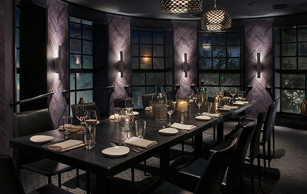STK Orlando Boasts A Luxe Dining Experience For Up To 600 Guests And Two  Smaller, Private Dining Rooms For Up To 36 Guests.