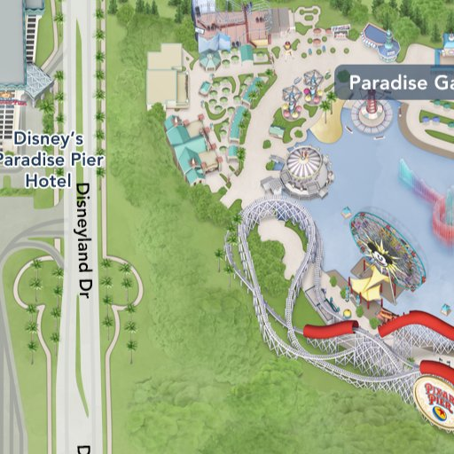Radiator Springs Racers Rides Attractions Disney California