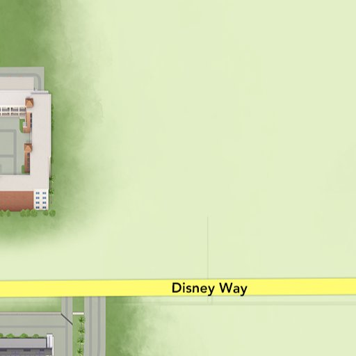 image relating to Disney Printable Maps called Maps of Points of interest Disneyland Vacation resort