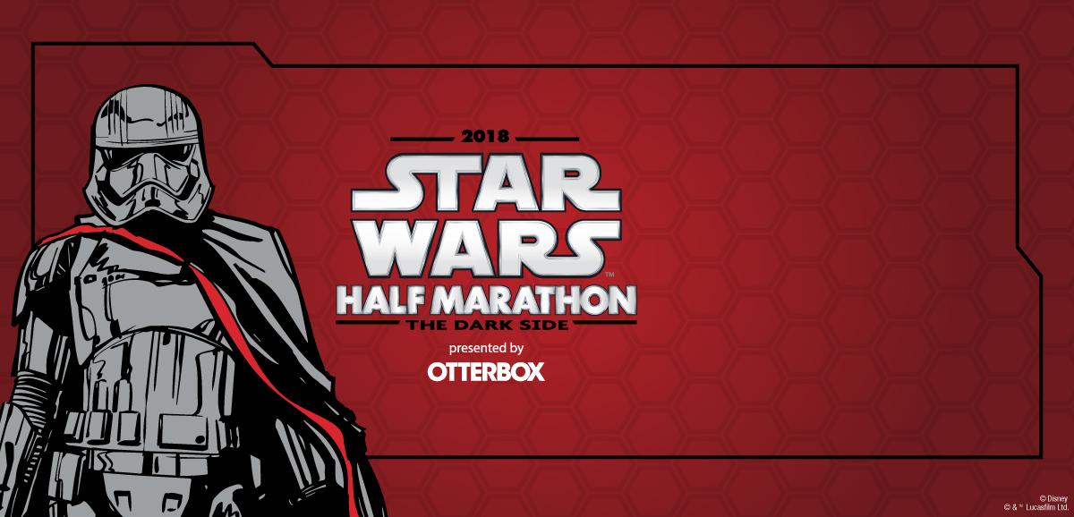 Star Wars Half Marathon – The Dark Side