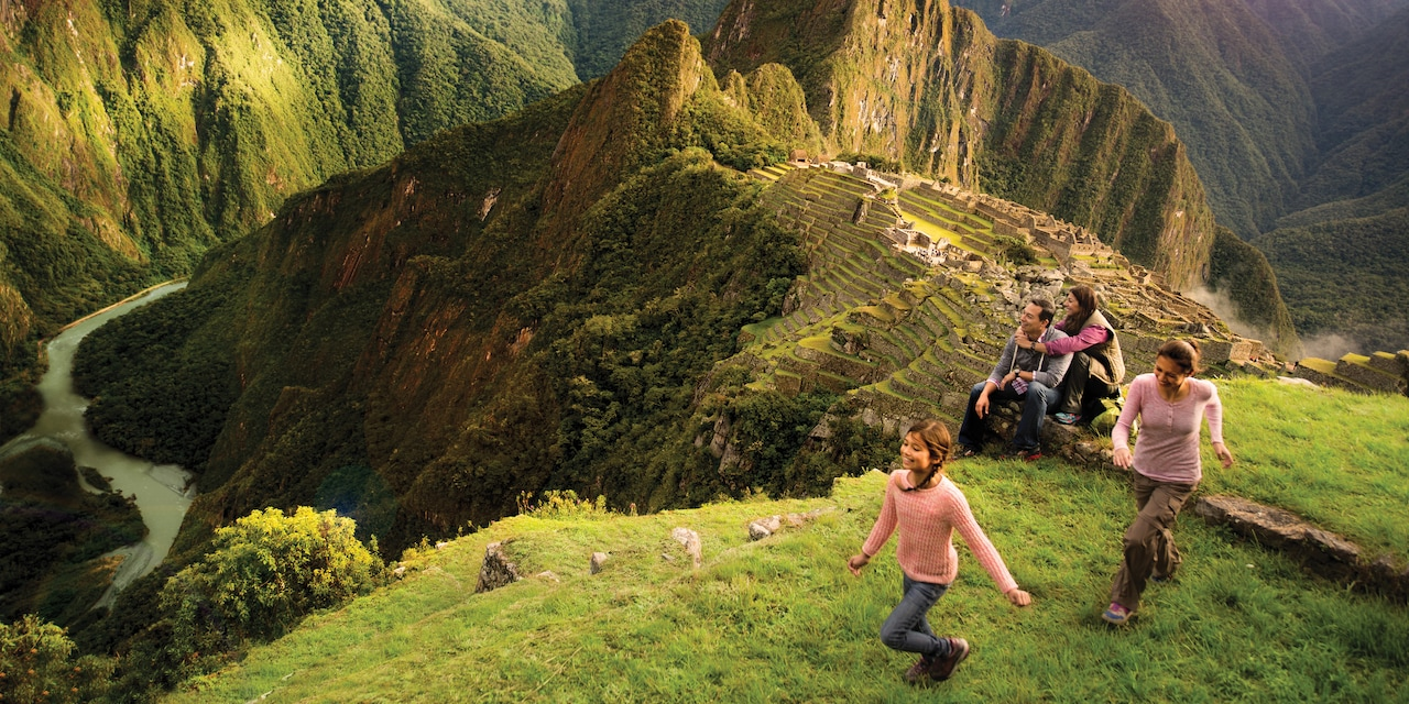 Peru Family Vacation And Machu Picchu Tour Adventures By