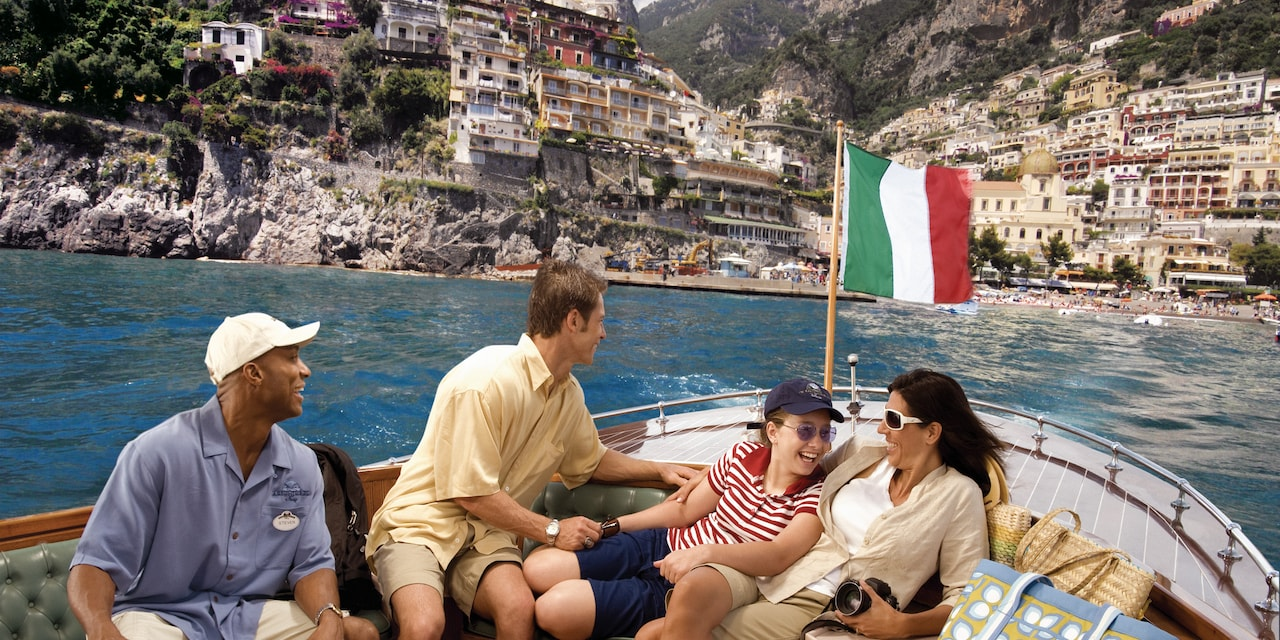 Guided Tours Of Italy For Families
