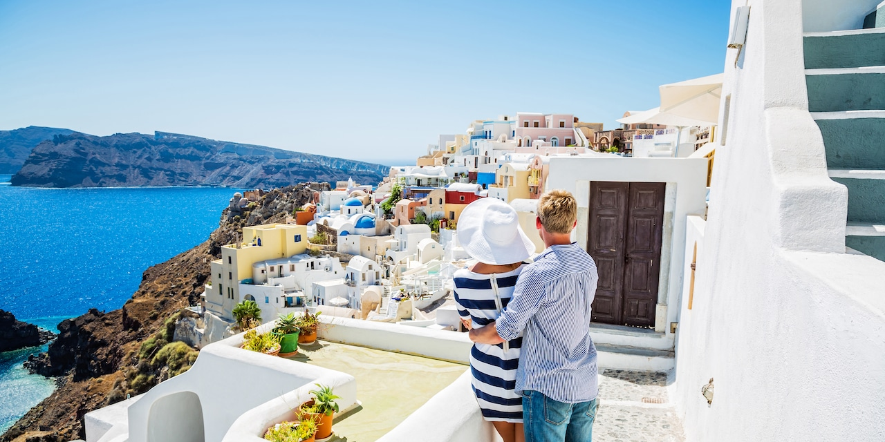 Greece Tours & Vacations | Adventures by Disney