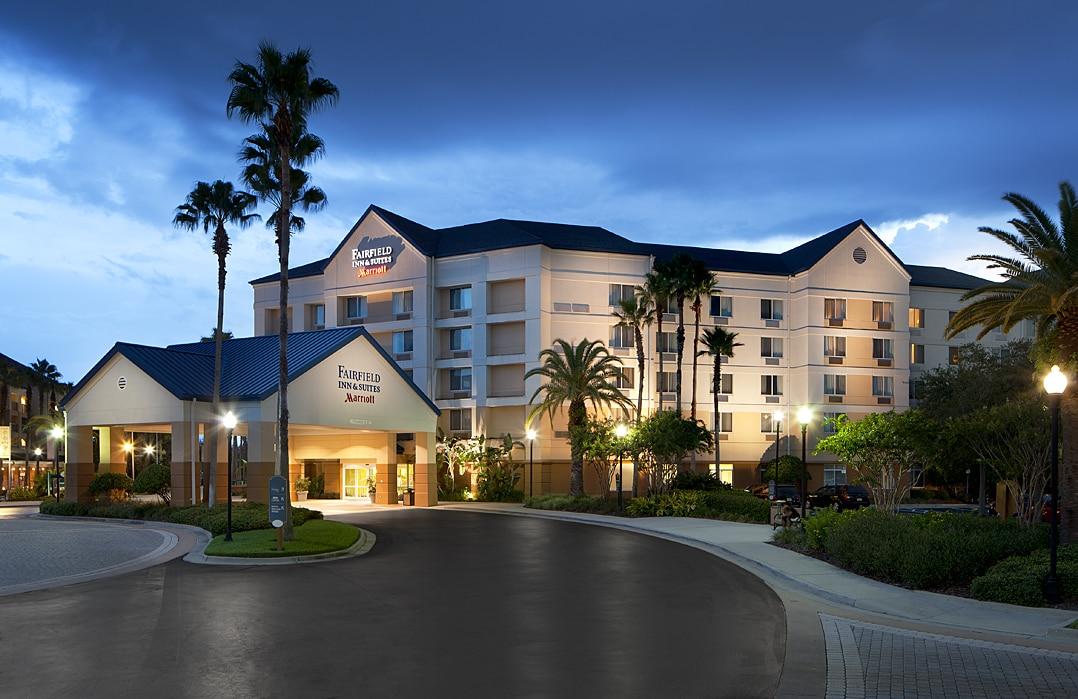 The Fairfield Inn Orlando At Lake Buena Vista In Marriott Village Offers All Comforts