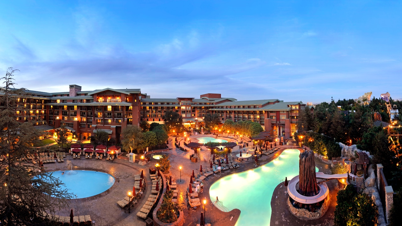Bask in a storybook vacation filled with special perks when you stay in one of 3 fabulous hotels at Disneyland Resort.