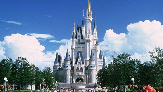 El Castillo de la Cenicienta en Tokyo Disney Resort en Japón
