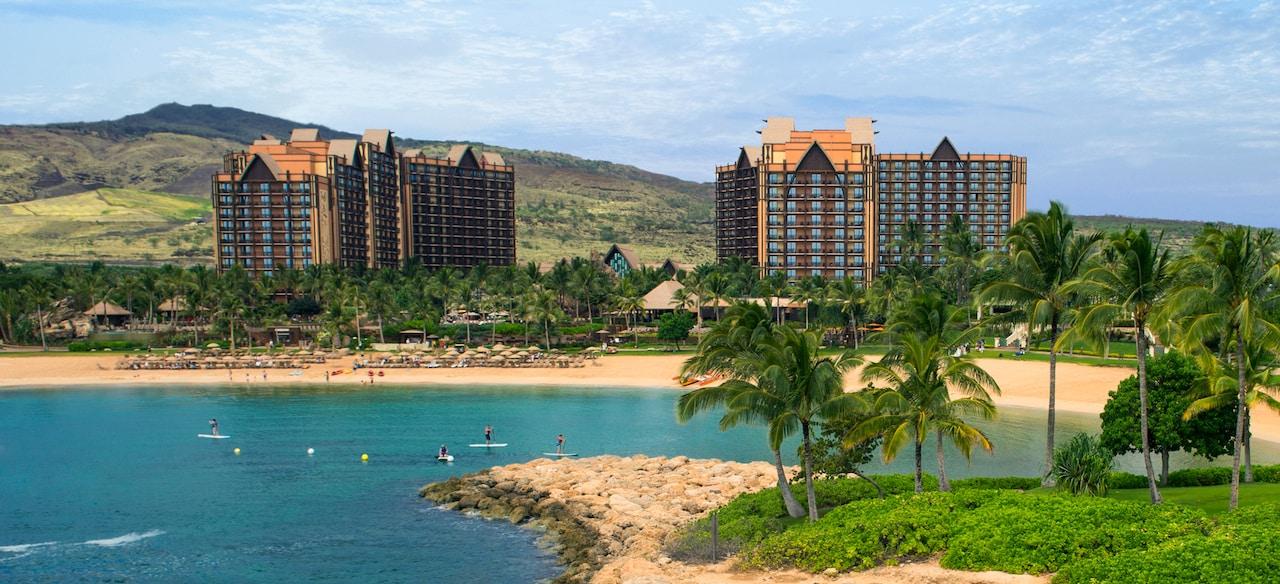 アウラニ・ディズニー・リゾート & スパ コオリナ・ハワイ