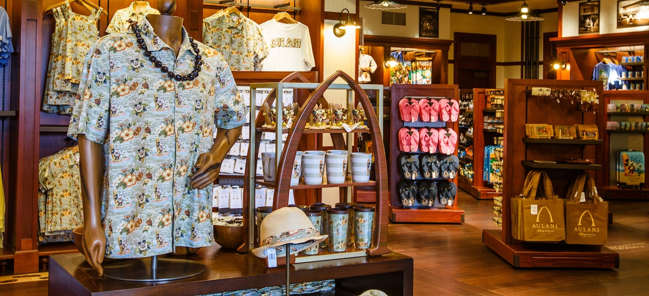 Shopping Guide Aulani Hawaii Resort Amp Spa