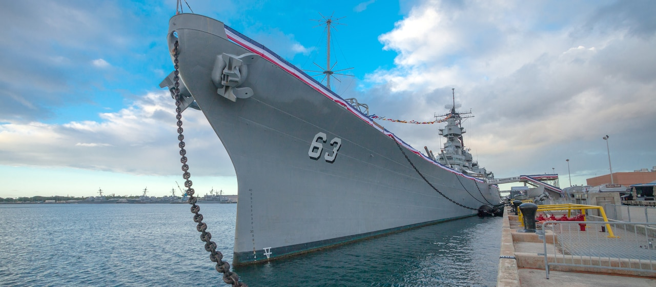 Experience the power and emotion of the Pearl Harbor Memorials