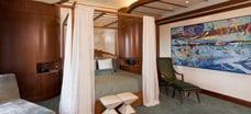 アウラニのシグネチャー 1 ベッドルームのスイート内のプライベート・ベッドルーム