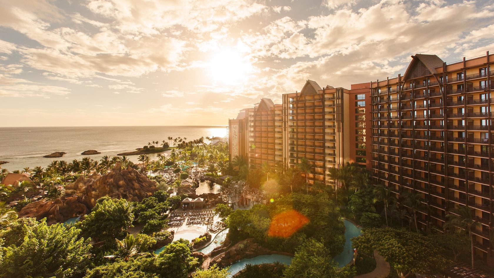 Los mejores hoteles familiares - Resorts en Hawai
