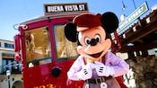 ミート&グリート:ディズニーの仲間たち(ブエナビスタ・ストリート)の詳細はこちら