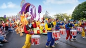 ミッキーのサウンドセーショナル・パレードの詳細はこちら