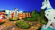 ウォルト・ディズニー・ワールド・リゾートのバリュー・リゾートホテル詳細はこちら