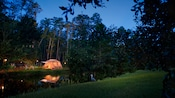 ディズニー・フォート・ウィルダネス・リゾート - キャンプサイトの詳細はこちら