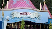 Dumbo the Flying Elephant, Fantasyland attraction in Disneyland Park