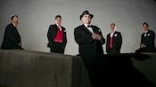 The 5 person folk rock band Blues Traveler