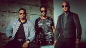 The members of the American R&B vocal group Boyz II Men