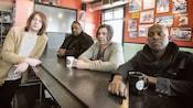 The 4 person alternative rock band Soul Asylum