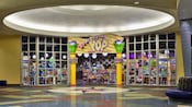 Everything Pop shop and food court at Disney's Pop Century Resort