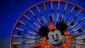 Mickey's Fun Wheel, the focus of the Fun Wheel Challenge