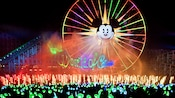 Guests with special dining package vouchers view World of Color from a reserved spot