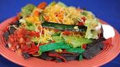Signature Cocina Cucamonga Mexican Grill nacho dish