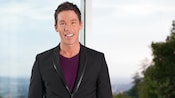 David Bromstad, host of HGTV Design Star and The White Room Challenge