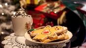 Christmas Holiday Meal at Walt Disney Parks & Resorts
