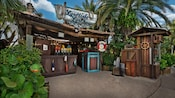 Lowtide Lou's quick-service eatery at Disney's Typhoon Lagoon water park