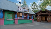 Snowless Joe's Locker and Towel Rental at Disney's Blizzard Beach water park