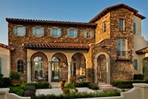 Lot 42, Villa d'Este — Built by Goehring & Morgan Construction, Inc.