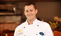 Helming the food and beverage experience at Summerhouse is Chef Christian Rumpler, most recently of California Grill at Walt Disney World® Resort.