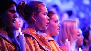 Chorale pour le Candlelight Processional